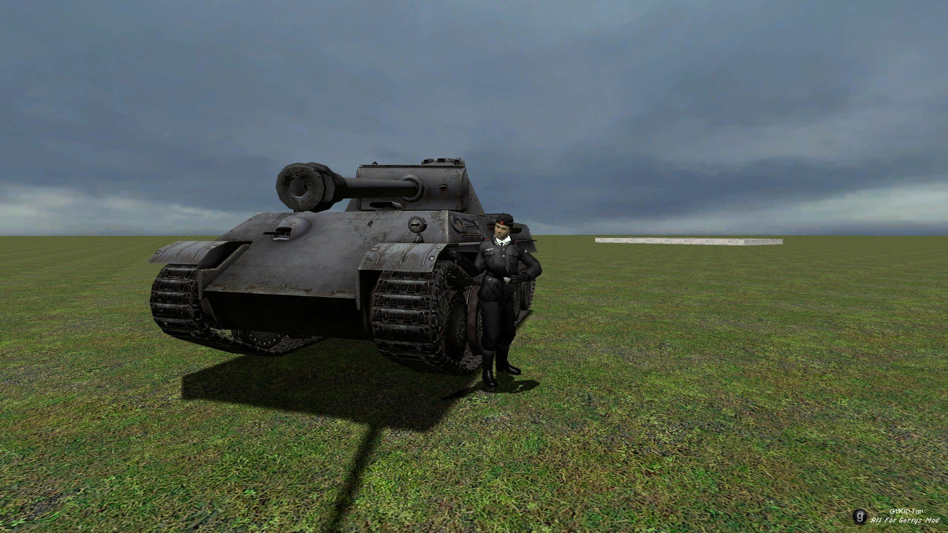 mod для world of tanks графика
