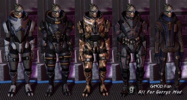 Mass Effect 3 Garrus V2