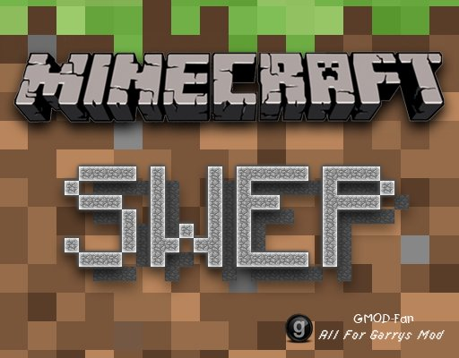 Minecraft SWEP