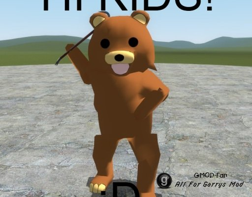 Pedo Bear Player Model
