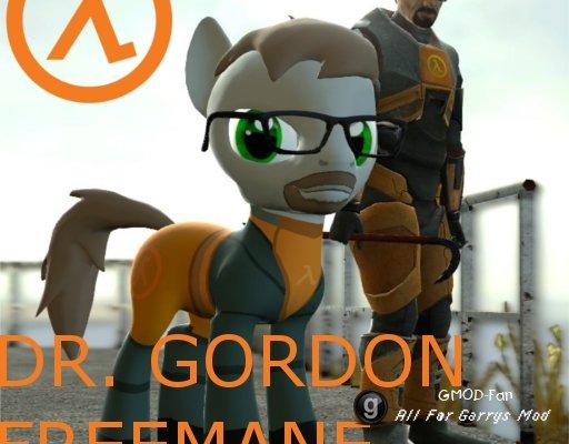 Dr. Gordon Freemane HUV suit
