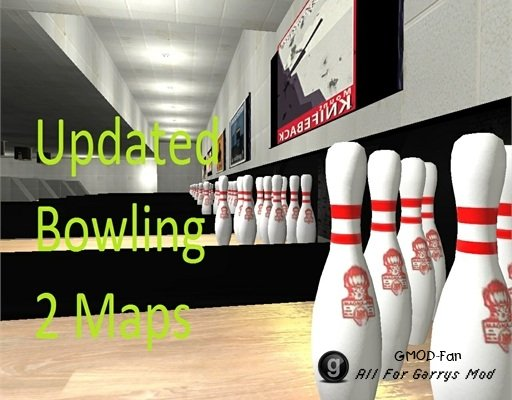 Bowling 2 Maps Complete Updated