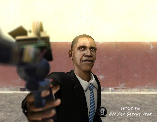 Barrack Obama - Player Model