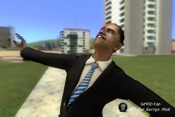 Barrack Obama - Player Model