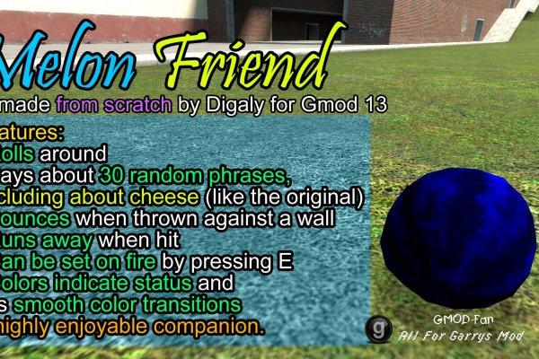 Melon Friend: Reinvented
