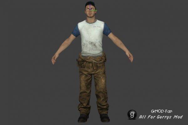 Beta L4D2 survivors skins HEX