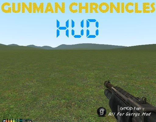 Gunman Chronicles HUD