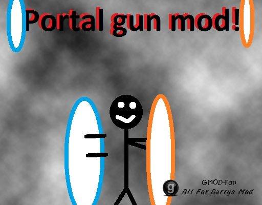 Portal gun mod V3