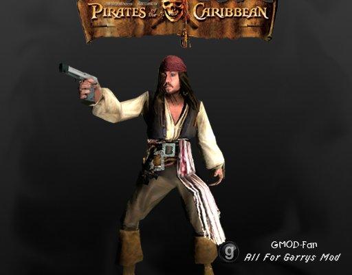 Jack Sparrow Player Model