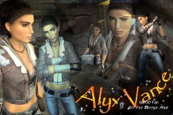 Romka's Alyx