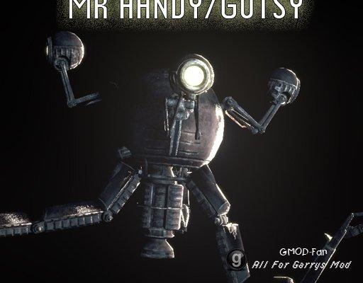 Mr Handy/Gutsy