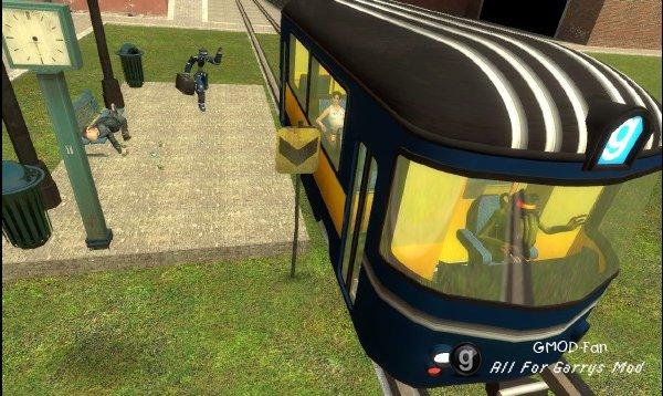 SligWolf's Tram