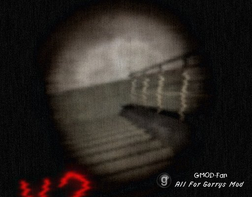 SCP-087 Stairwell
