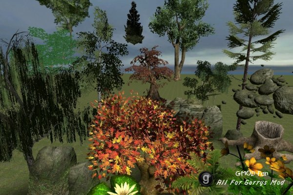 Foliage Pack