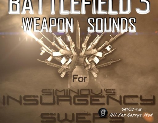 Battlefield 3 Sounds for Insurgency Sweps + Expansion