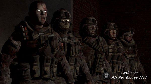 Modern Warfare 3 Rangers V.2