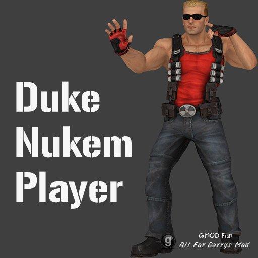 Duke Nukem Player