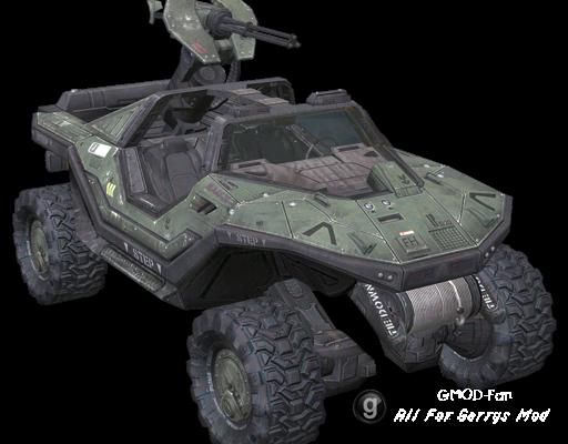 Halo Warthog SCar