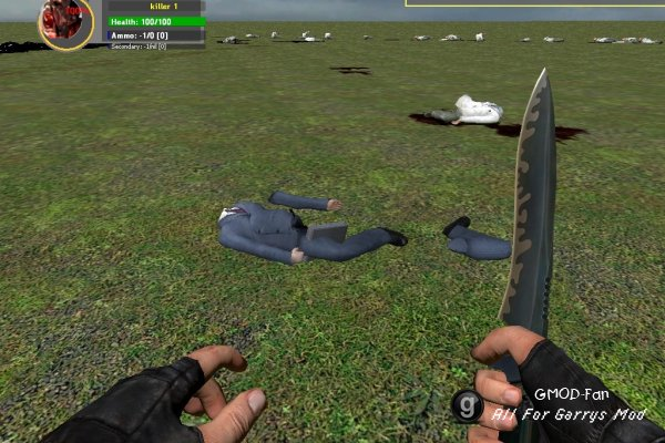 Real Dismemberment mod