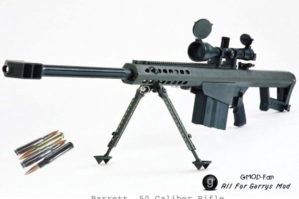 Barrett 50.cal