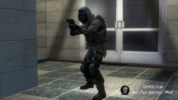 Resident Evil - Vector (Revised)