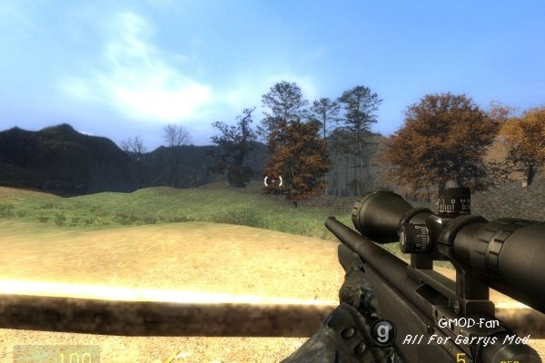 CoD 4 Sniper Rifles