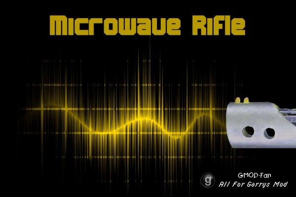 Microwave rifle