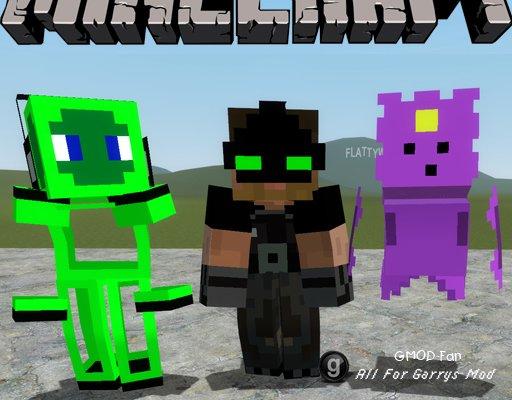 Minecraft Skin Changer