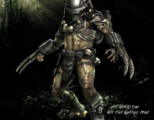 Player Predator-aliens_MASK