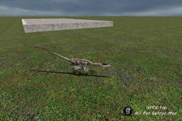 Velociraptor NPC