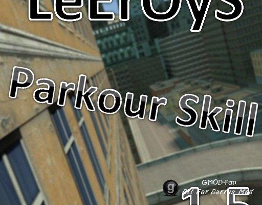 LeErOyS Parkour Skill
