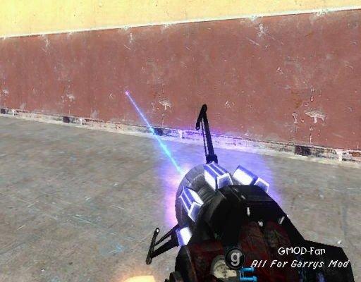 Blue ninja physgun