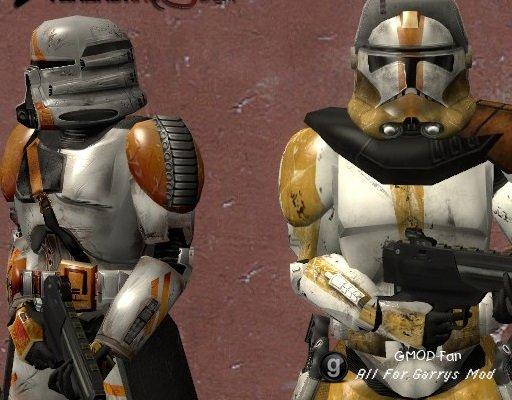 Grand Army of the Republic NPCs
