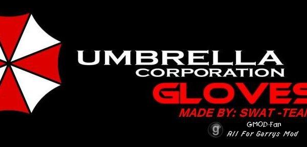 Umbrella Corporation Gloves