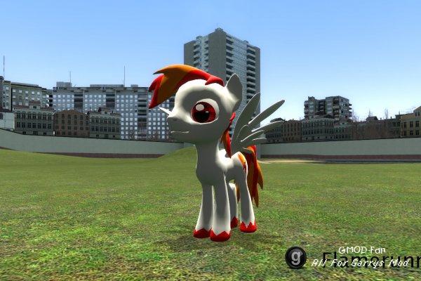 Pony Playermodel OC Pack