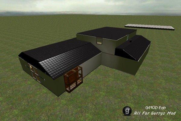 Alecos realistic house