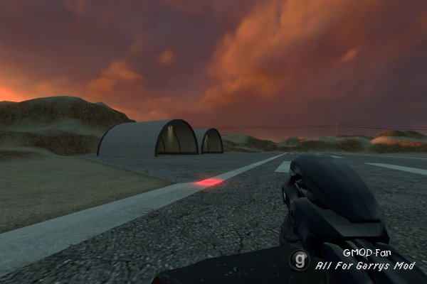 MassEffect 3 Replace for HL2