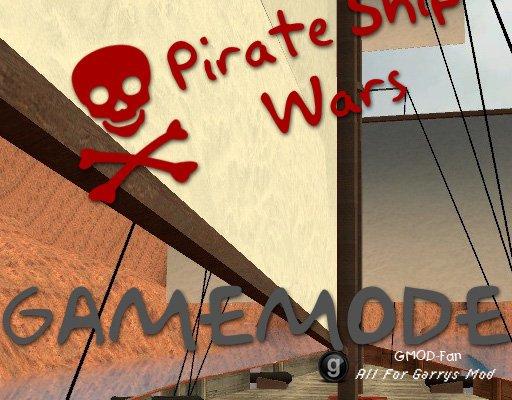 Pirate Ship Wars Gamemode