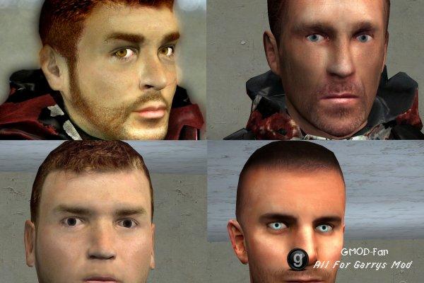 Headhacked Spetsnaz Players