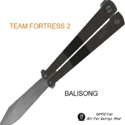 TF2 Spy Weapons