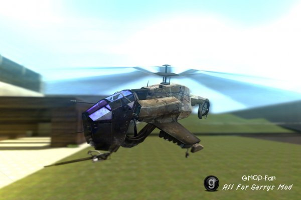 New Helicopter and APC skins