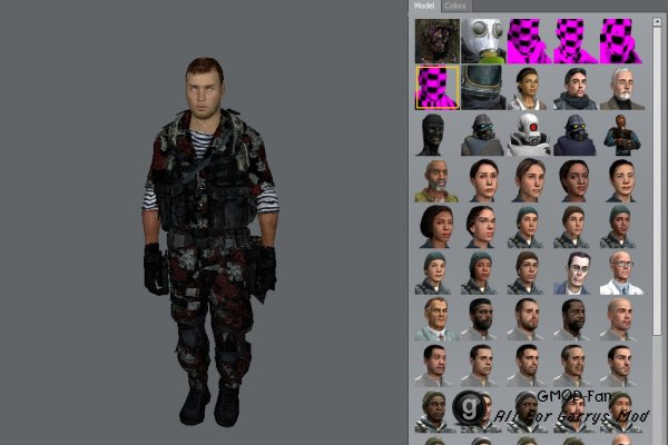 Scarenton Player Pack V1