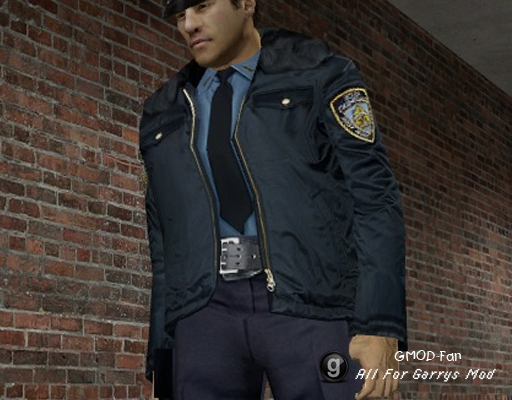Police player model
