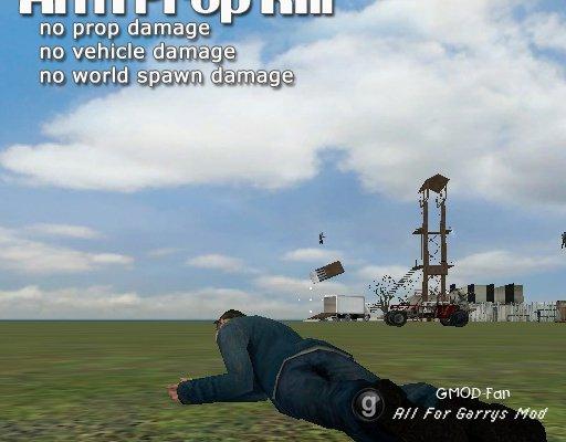 Anti Prop Kill