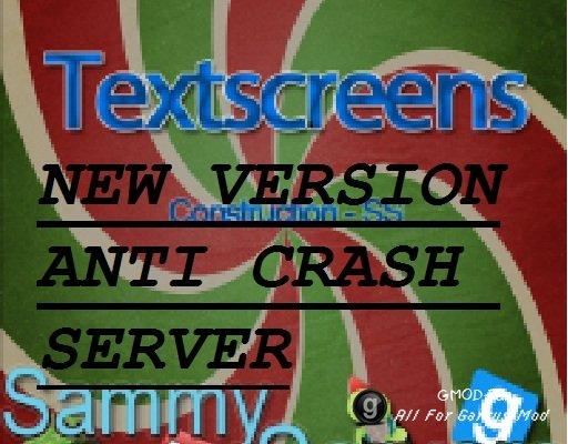 Text Screen Fix Version