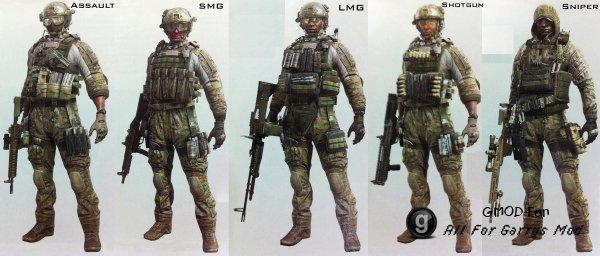 CoD: MW3 Delta Squad