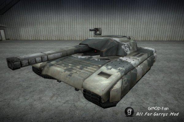 Battlefield 2142 SCars
