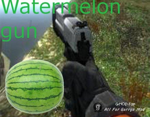 Watermelon Gun