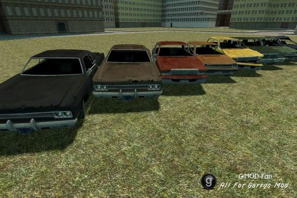 L4D car
