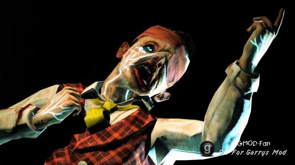 Bioshock: Toasty Splicer
